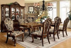 Transitional Dining Room Furniture Furniture Of America Cm3243t Cm3243ac Cm3243sc Vicente