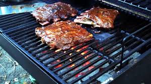 crockpot slow cooker ribs barbecue ish finish off under
