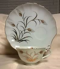 lefton china pattern wheat vintage original lefton china dinnerware ebay