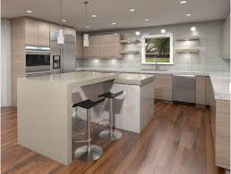 kitchen modern bar stools on laminate wood flooring and