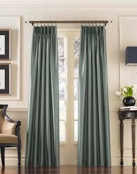 Thermal Pinch Pleat Drapes Marquee Faux Silk Pinch Pleat Drapery Curtainworks Com