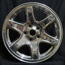 used jeep liberty rims jeep factory oem wheels 9045 jeep liberty 17 chrome factory