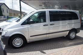 used 2012 mercedes vito 110 cdi traveliner 8 seats no vat no vat