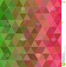 abstract triangle tile mosaic background design stock vector