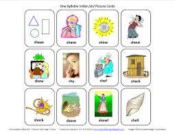 Syllable Worksheets Worksheet Beginning Blends Worksheets Fiercebad Worksheet And