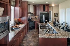 Mobile Homes Kitchen Designs New Era Modular Homes U2013 North American Series Kitchen Merillat