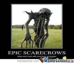 Crow Meme - dat scare crow by stjimmy102 meme center
