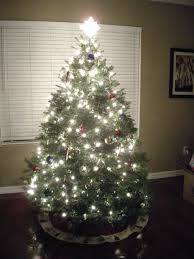 small led tree lighted trees topper with