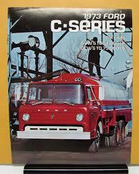 ford trucks c series 600 700 750 800 900 6000 7000 8000 sales brochure