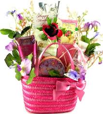 birthday baskets for beautiful gift basket for