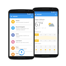 voice search app for android soundhound s new voice search app makes siri and cortana look