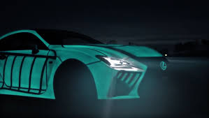 lexus hoverboard car lexus rc f is the first car with a heartbeat mr goodlife