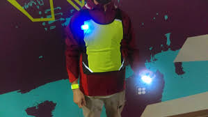 lights you can wear be safe and be seen essential gear for running at night rhode