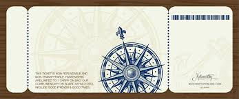 boarding pass save the date nautical boarding pass invitations by noteworthy collections