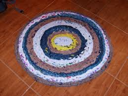 Hoola Hoop Rug How To Make A Rug From Plastic Grocery Bags 11 Steps With Pictures