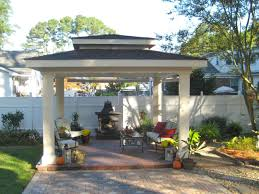 amazing backyard pergola attached to house images inspiration