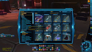 swtor bounty hunter guide swtor intro to collections u2013 accomp me