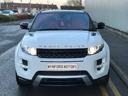chrome range rover evoque used land rover range rover evoque coupe 2 0 si4 dynamic coupe 4x4
