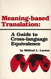 9780819143013 meaning based translation a guide to cross language
