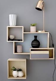 etagere murale design pour le salon shelves shelving and interiors