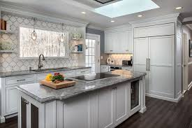 Medallion Cabinets Kitchen With Glass Panel By Jason Landau Zillow Digs Zillow