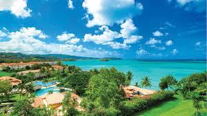 St Lucia Island Map St James U0027s Club Morgan Bay Saint Lucia Kuoni