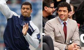 seattle barbers that do seahawk haircuts seahawks qb russell wilson finally gets his haircut