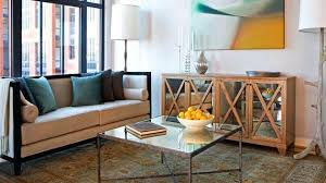 mirrored living room furniture ideas chic mirrored living room