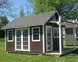 shed roof porch sheds indianapolis recreation unlimited