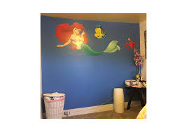 the little mermaid collection wall decal shop fathead for the little mermaid collection fathead wall decal