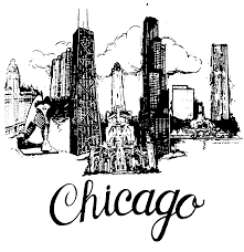 chicago skyline tattoo sketches pictures to pin on pinterest