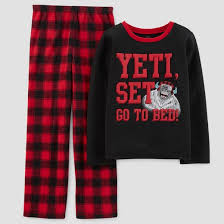 just one you made by s boys 2pc set go to bed boy pajama