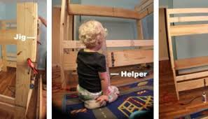 Make Wooden Bunk Beds by How To Make Bunk Beds Part 1 I Like To Make Stuff