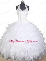 beading layers halter pageant dresses for made in gown