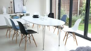 white gloss extendable dining table dining tables white high gloss