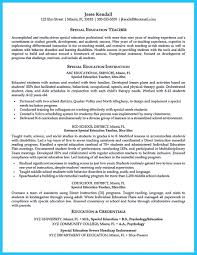 Teachers Resume Objectives Sample Resume Objectives For Teachers Aide