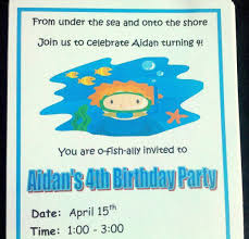 how to throw an ocean themed birthday party holidappy