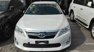 price of toyota camry 2013 used toyota camry for sale at samaa motors lahore showroom in lahore