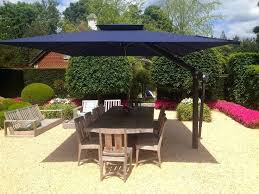 Overhang Patio Umbrella Cantilever Garden Parasols Kiepkiep Club