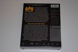 criterionforum org packaging for the apu trilogy