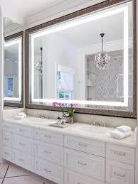 large bathroom mirror large bathroom mirror with lights lovely