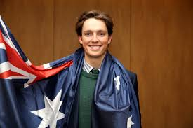 Canada Flag Bearer Winter Olympics Scotty James Named Australian Flag Bearer