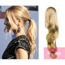clip in ponytail clip in ponytail wrap braid hair extension 24 wavy