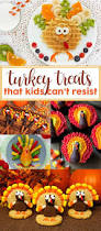 Quick Easy Thanksgiving Dessert Recipes Turkey Treats Kids Can U0027t Resist Food Trays Thanksgiving And Trays