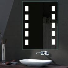 Lighted Bathroom Mirror by Vanity Mirror With Lights Lighted Bathroom Mirror Lighted Mirror