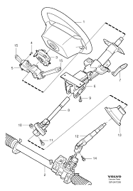 volvo truck parts diagram clock spring steering angle sensor replacement guide w photos
