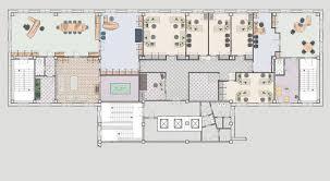 plan des bureaux immeuble de bureaux de plan illustration stock illustration du