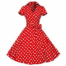 vintage dresses samtree womens polka dot dresses 50s style sleeves