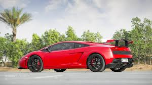 Lamborghini Gallardo Red - lamborghini gallardo super trofeo stradale cars supercars red