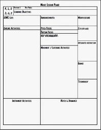 best lesson plan template eliolera com